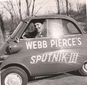 Image result for webb pierce sputnik III