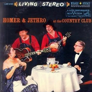 Image result for homer and jethro don't let the stars get in your eyeballs lyrics